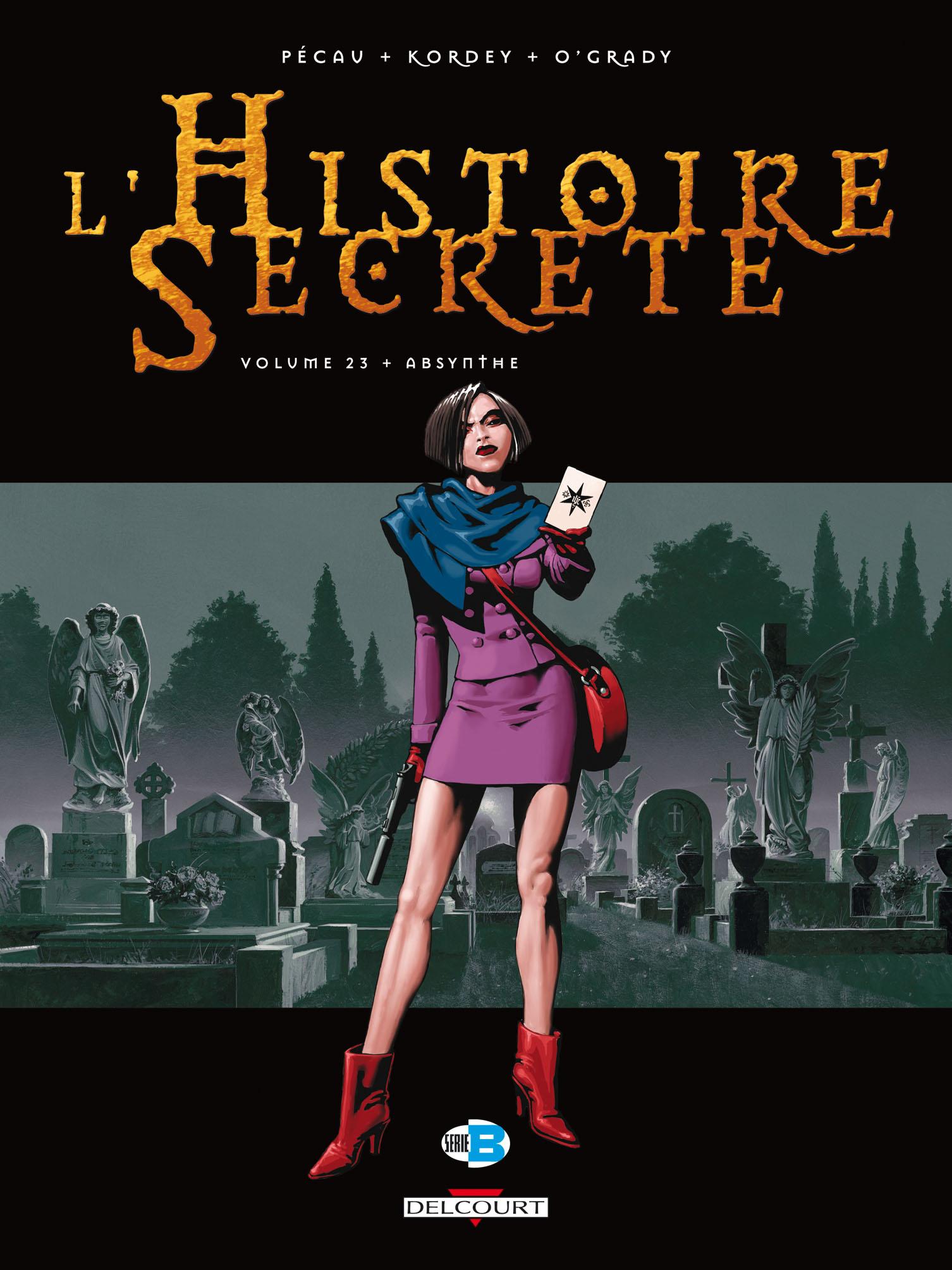 L'histoire secrète 23 - Absynthe