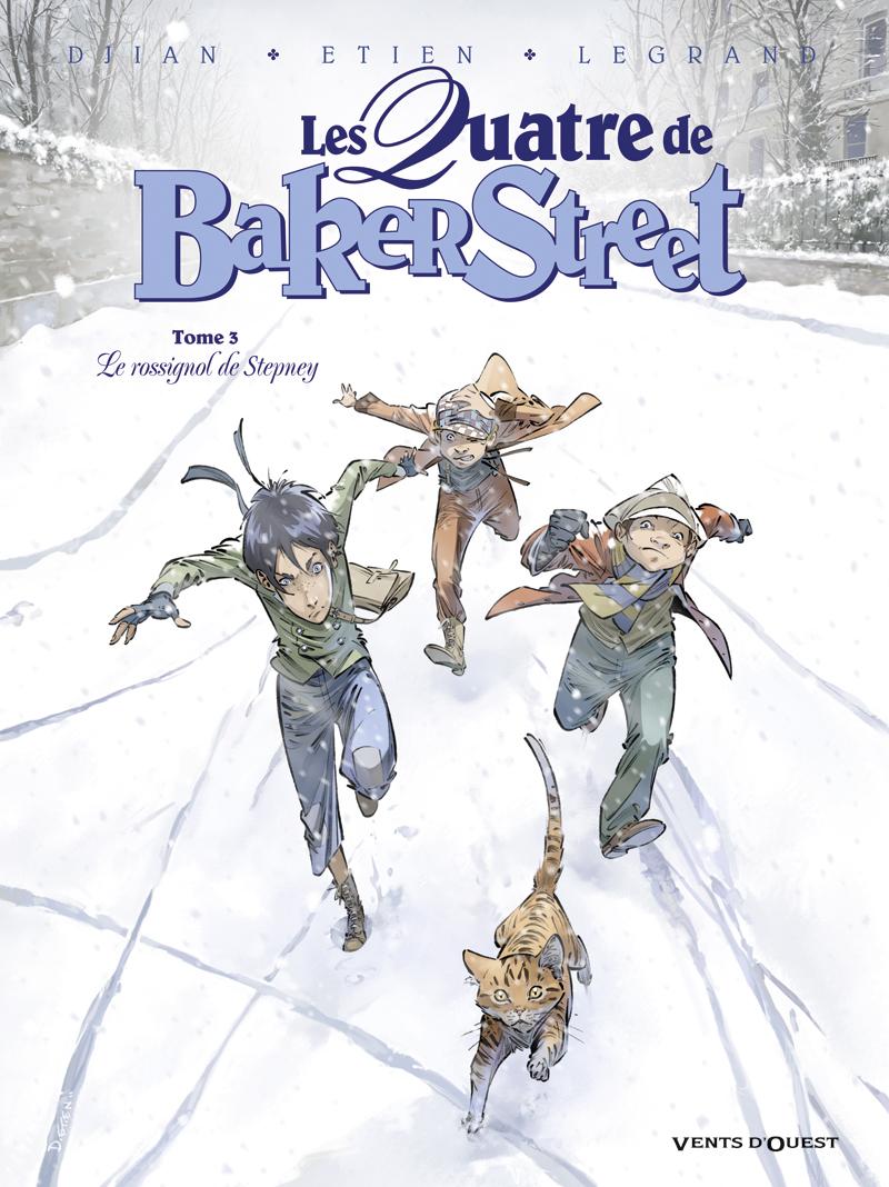 Les quatre de Baker Street 3 - Le rossignol de Stepney