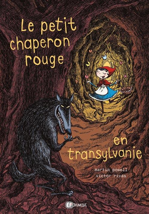 Le petit chaperon rouge en Transylvanie 1 - Le petit chaperon rouge en Transylvanie