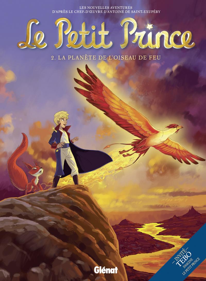 Le petit prince (Dorison) 2 - La planète de l'oiseau de feu