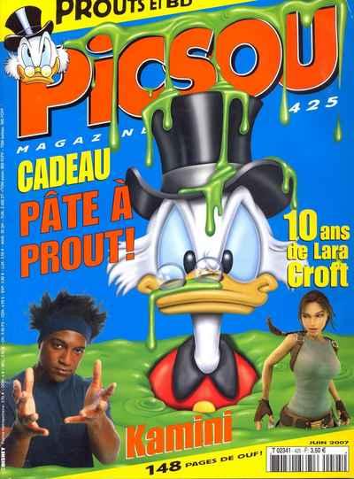 Picsou Magazine 425 - 425