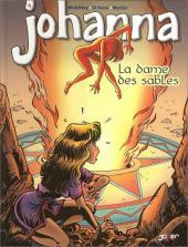 Une femme dans la peau 4 - Johanna - La dame des sables