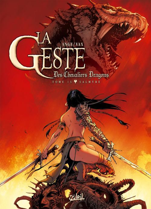 La geste des chevaliers dragons  13 - Salmyre
