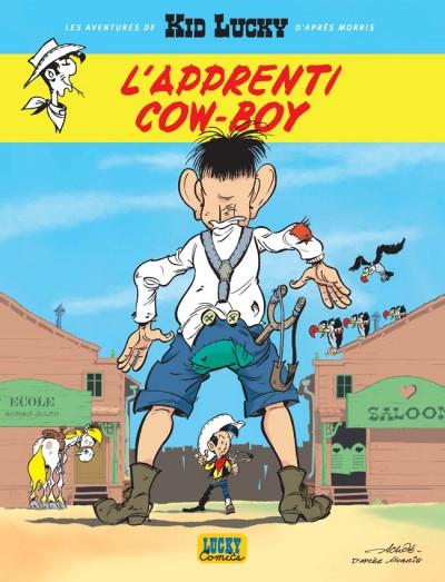 Les aventures de Kid Lucky 1 - L'apprenti cow-boy