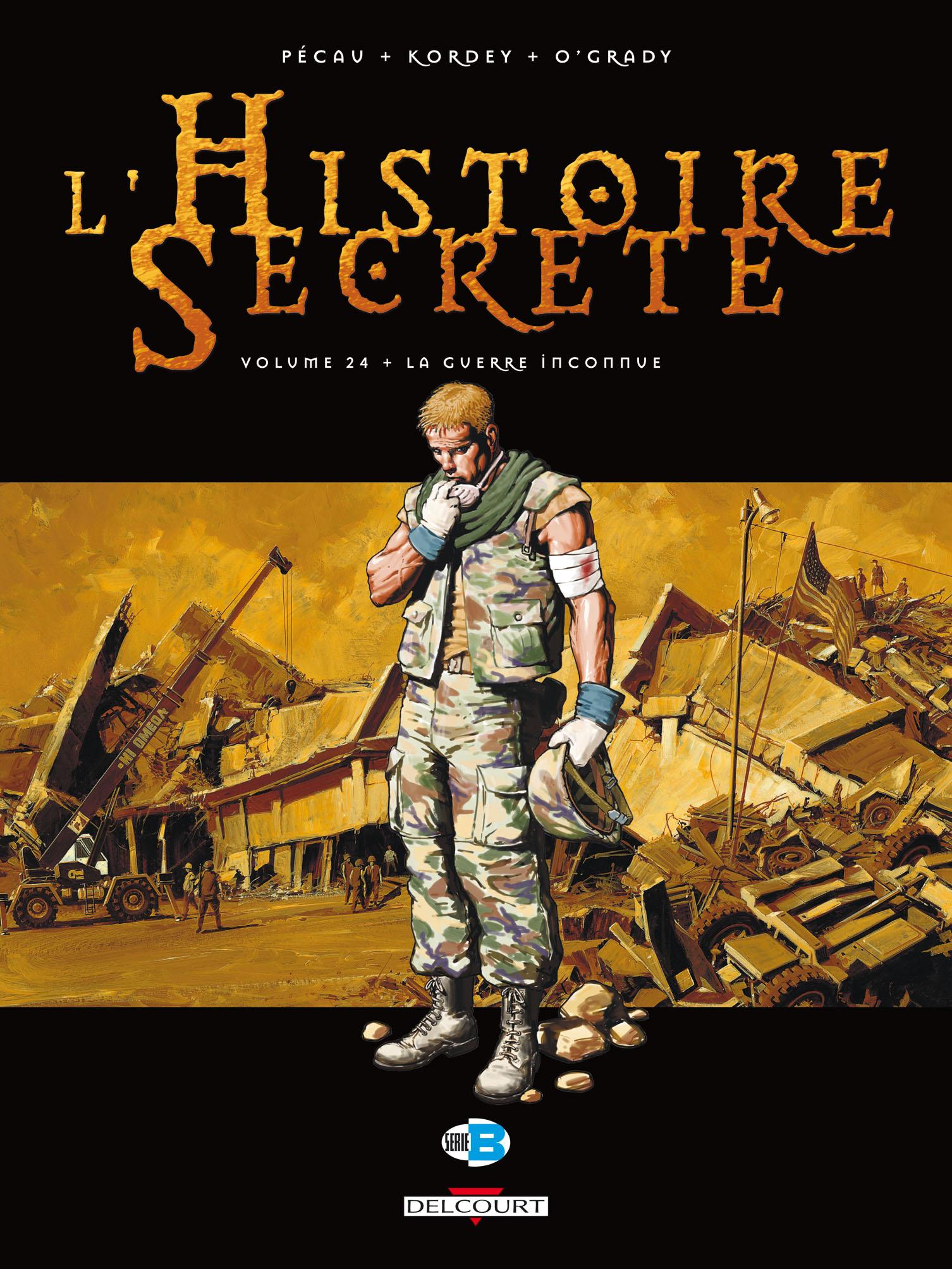 L'histoire secrète 24 - La guerre inconnue