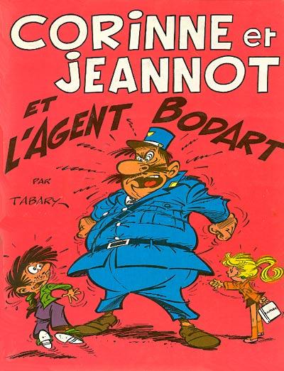 Corinne et Jeannot 2 - Corinne et Jeannot et l'agent Bodard