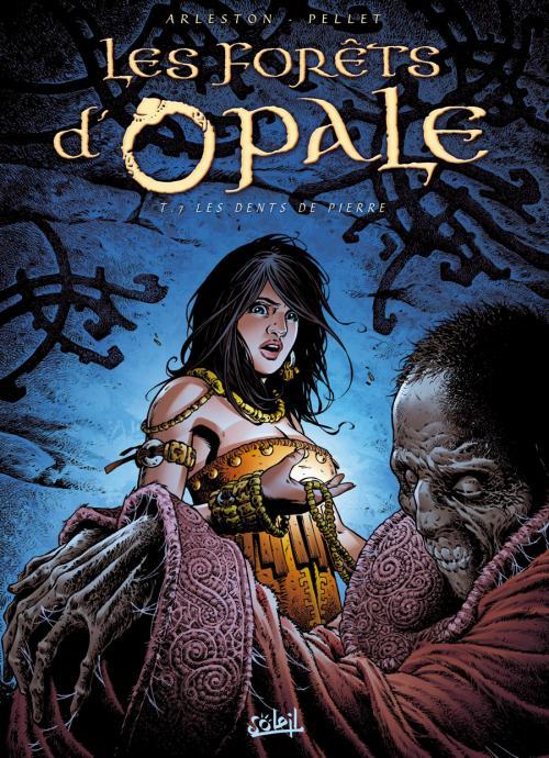Les forêts d'Opale 7 - Les dents de pierre