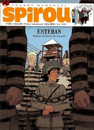 Le journal de Spirou 3800 - 3800