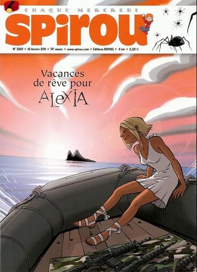 Le journal de Spirou 3801 - 3801