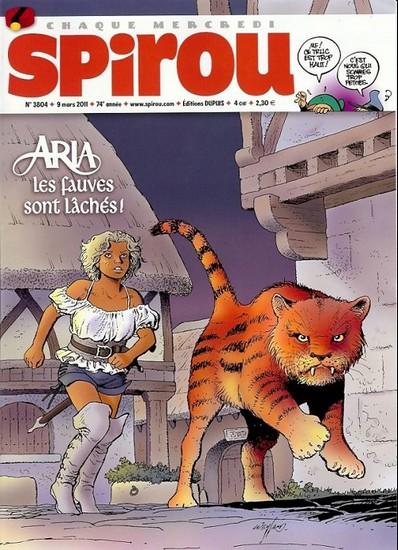 Le journal de Spirou 3804 - 3804