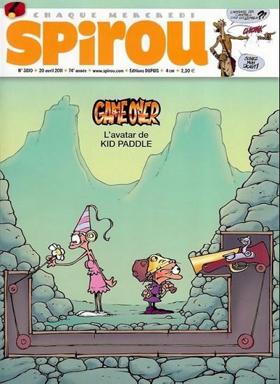 Le journal de Spirou 3810 - 3810