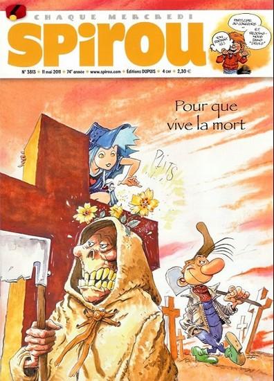 Le journal de Spirou 3813 - 3813