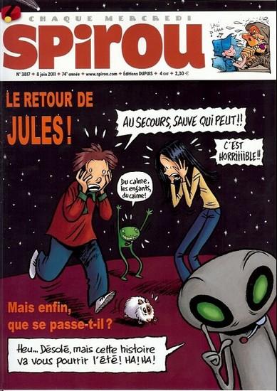 Le journal de Spirou 3817 - 3817
