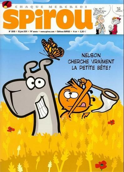 Le journal de Spirou 3818 - 3818