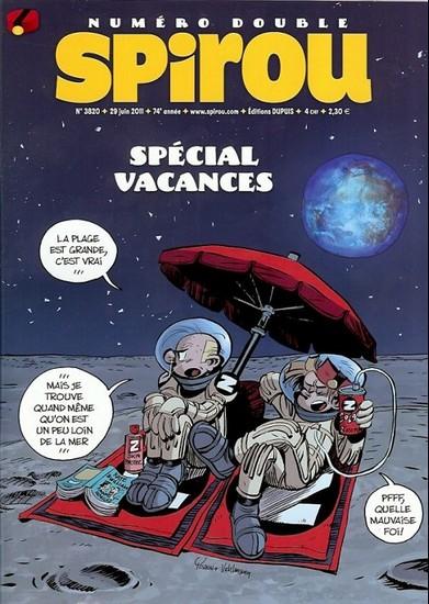 Le journal de Spirou 3820 - 3820