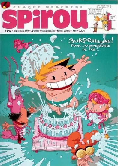 Le journal de Spirou 3780 - 3780