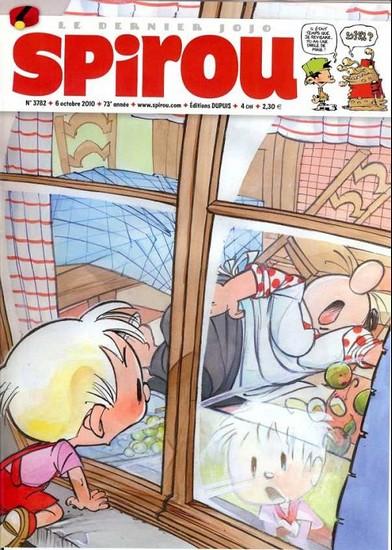 Le journal de Spirou 3782 - 3782
