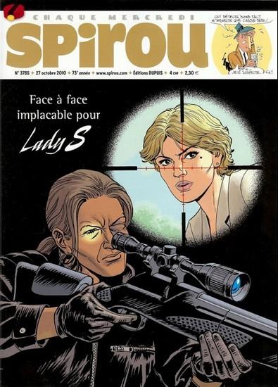 Le journal de Spirou 3785 - 3785