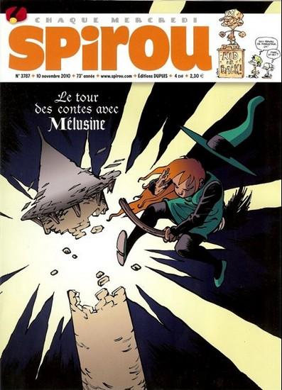 Le journal de Spirou 3787 - 3787