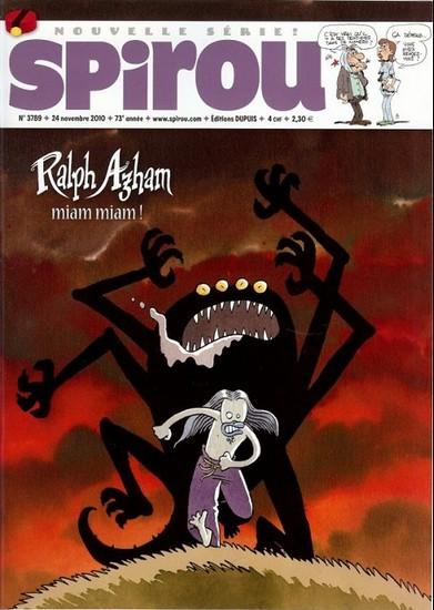 Le journal de Spirou 3789 - 3789