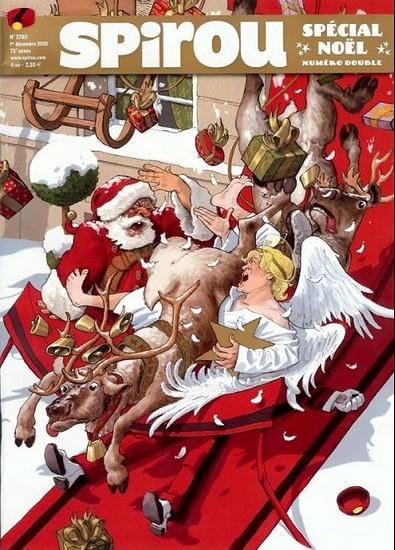 Le journal de Spirou 3790 - Spécial Noël