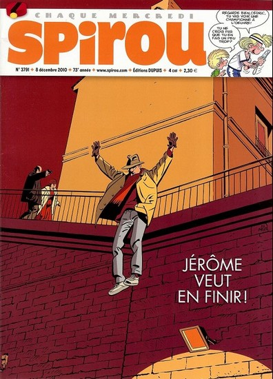 Le journal de Spirou 3791 - 3791