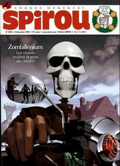 Le journal de Spirou 3793 - 3793