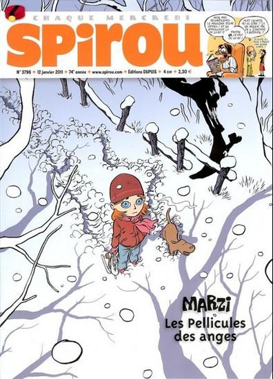 Le journal de Spirou 3796 - 3796