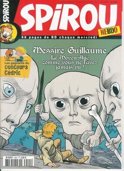 Le journal de Spirou 3591 - 3591