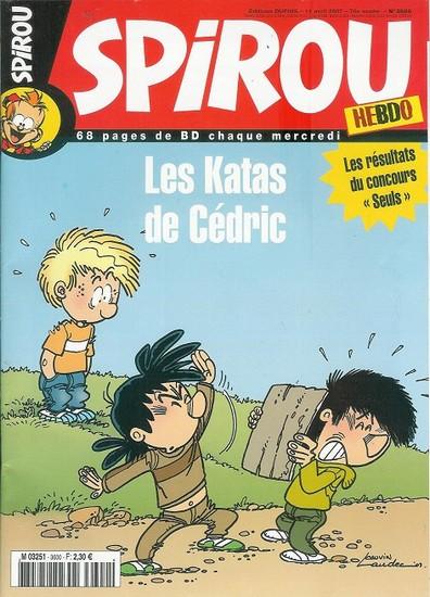 Le journal de Spirou 3600 - 3600