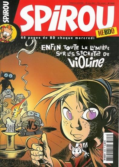 Le journal de Spirou 3606 - 3606