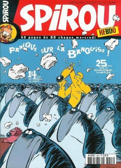 Le journal de Spirou 3607 - 3607
