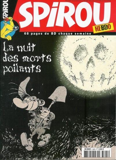Le journal de Spirou 3625 - 3625