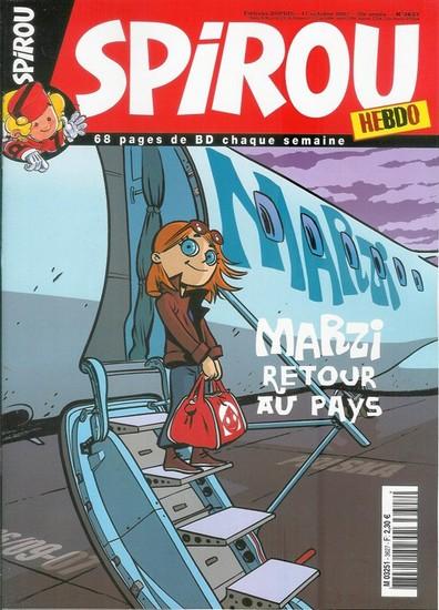 Le journal de Spirou 3627 - 3627