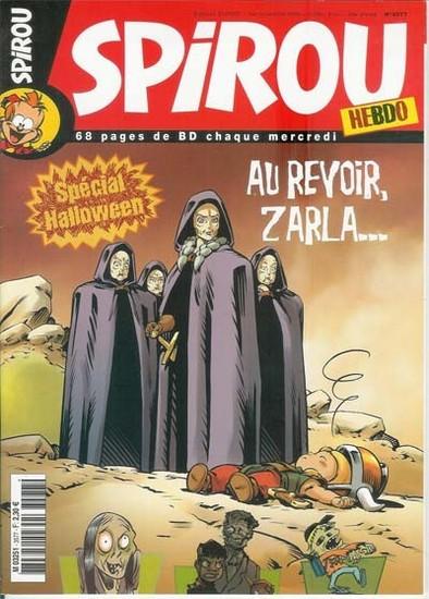 Le journal de Spirou 3577 - 3577