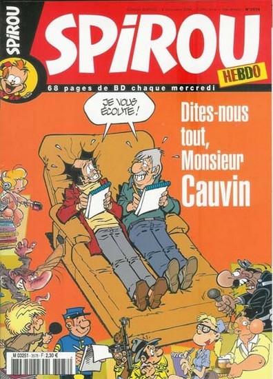 Le journal de Spirou 3578 - 3578