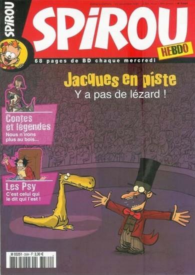 Le journal de Spirou 3584 - 3584