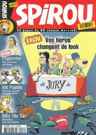 Le journal de Spirou 3557 - 3557