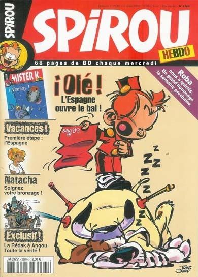 Le journal de Spirou 3560 - 3560