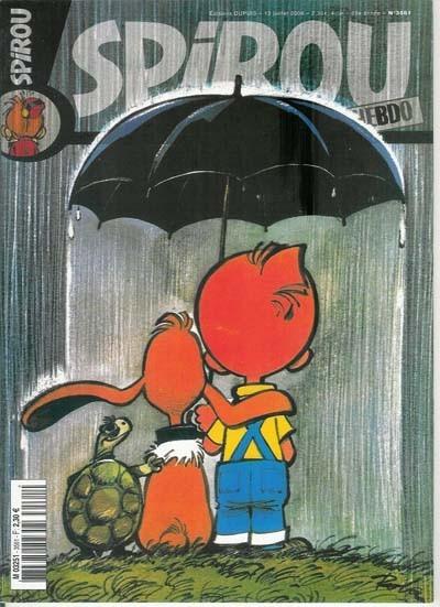Le journal de Spirou 3561 - 3561