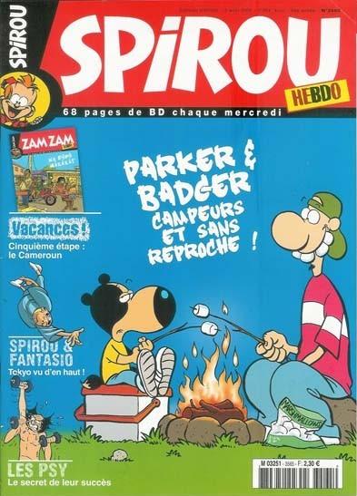 Le journal de Spirou 3565 - 3565
