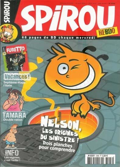 Le journal de Spirou 3566 - 3566