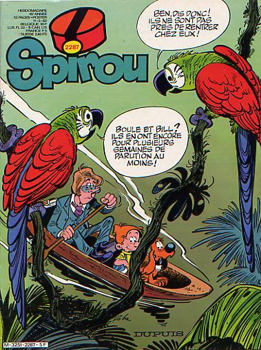 Le journal de Spirou 2287 - 2287
