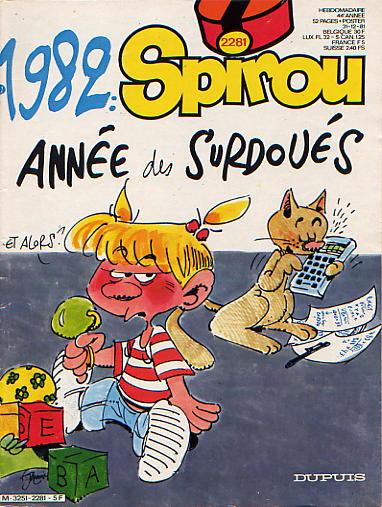 Le journal de Spirou 2281 - 2281