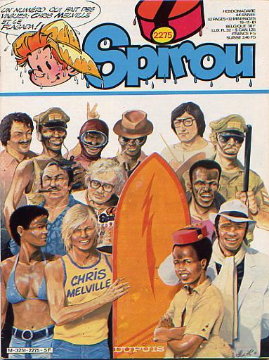 Le journal de Spirou 2275 - 2275