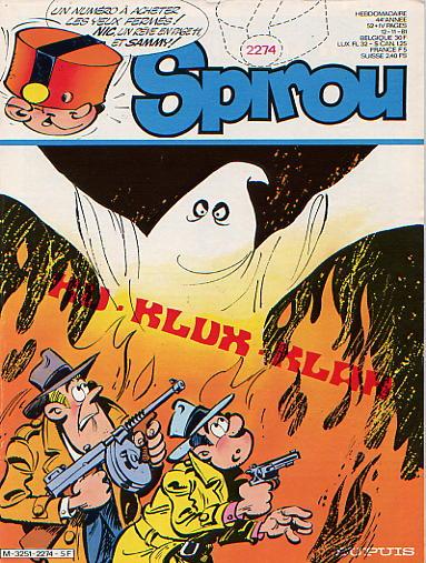 Le journal de Spirou 2274 - 2274
