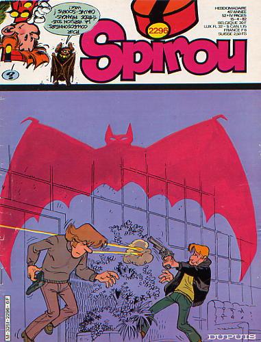 Le journal de Spirou 2296 - 2296