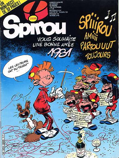 Le journal de Spirou 2229 - 2229