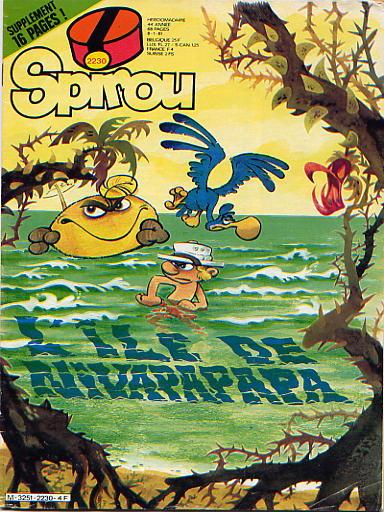 Le journal de Spirou 2230 - 2230