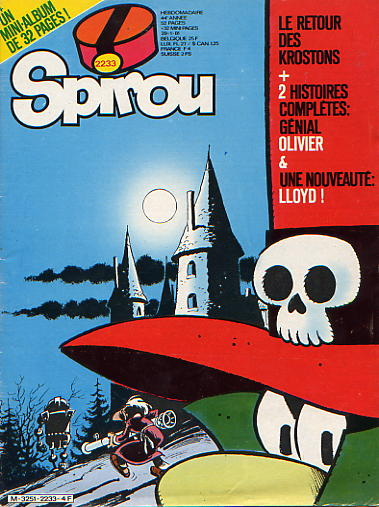 Le journal de Spirou 2233 - 2233